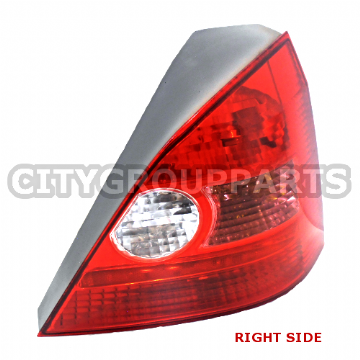HONDA CIVIC 5 DOOR MODELS 2001 TO 2003 DRIVER SIDE REAR RIGHT TAIL LAMP LIGHT CLUSTER